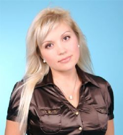 Beautiful Ukrainian Bride from Sumy, Ukraine